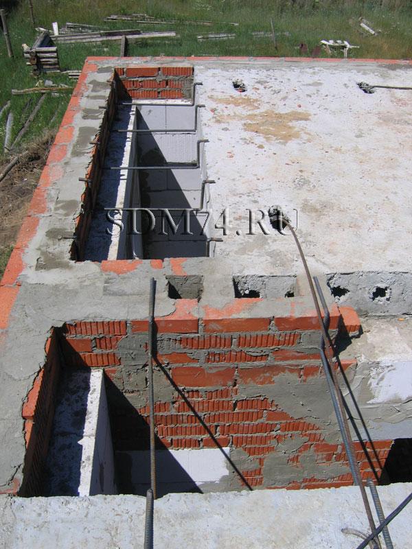 утки для заливки бетонного пола